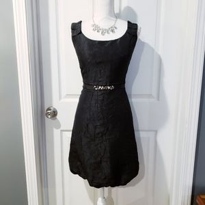Max and Cleo Sleeveless Cocktail Dress
